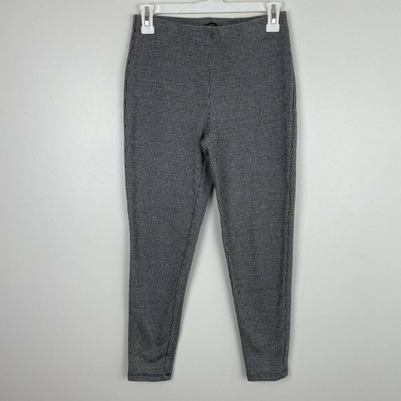 Forever 21 Pull On Stretchy Ankle Pants